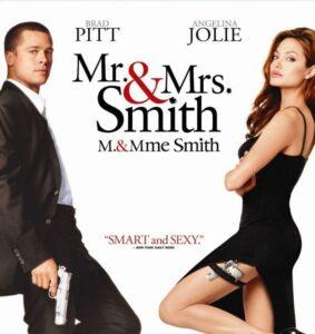 Mr&Mrs Smith