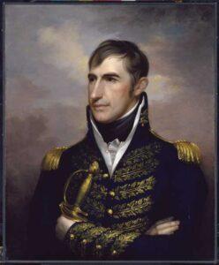 Генерал Уилям Хенри Харисън